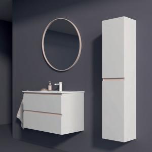 colonne meuble de salle de bain
