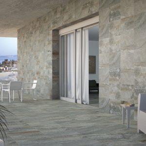 Carrelage pierre extérieur - 40 X 60