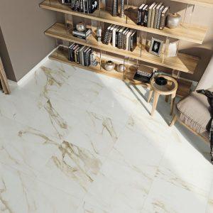 Carrelage intérieur marbre - 120 X 120