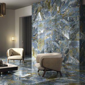 Carrelage intérieur aspect marbre - 260 X 120